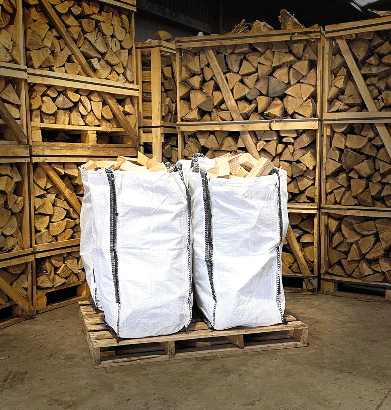 cozilogs kiln dried firewood bags